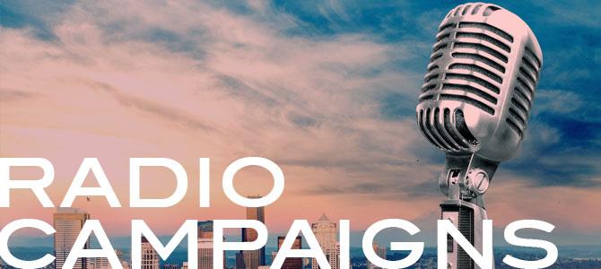 Radio Campaigns Book Promotion